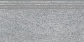 SG212400R/GR Ступень Ньюкасл серый обрезной 30х60х9