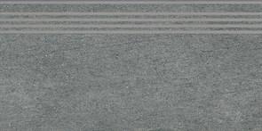 SG212500R/GR Ступень Ньюкасл серый темный обрезной 30х60х9