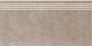 SG614400R/GR Ступень Королевская дорога коричневый светлый 30х60