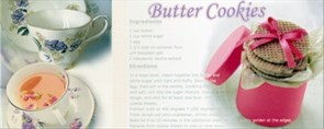 Декор Keros Ceramica Decorado Cuina Butter Cookies
