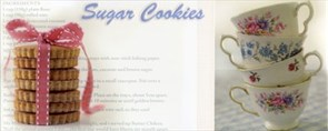 Декор Keros Ceramica Decorado Cuina Sugar Cookies
