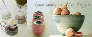 Декор Keros Ceramica Decorado Ruccola Sweet Cherry Pie