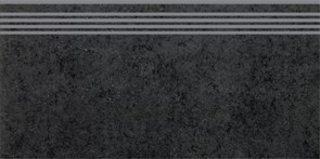 SG602100R/GR Фудзи черный ступень 30х60