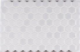 Плитка Argenta Hexa Blanco 20x30