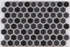Плитка Argenta Hexa Titanio 20x30