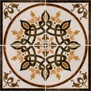 Декор Adonia roseton  45x45