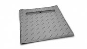 Квадратные душевые плиты для укладки толщиной от 5 до 7 мм