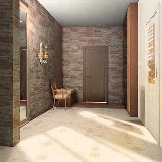"Проект №4143. Холлв стиле эко-лофт ""Каменный остров"""