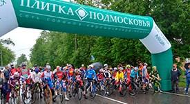 Открытая велогонка - критериум на шоссе, г. Фрязино
