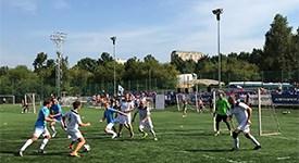 Футбольный турнир Kerama Marazzi 2018