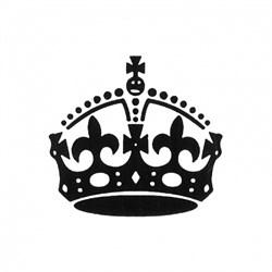 AD/A167/1146T Декор Итон Корона 9,9х9,9х7 - фото 12506