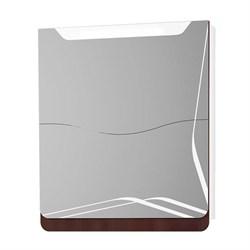 Шкаф-зеркало IVA 65 ВЕНГЕ - фото 17666