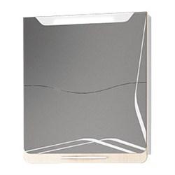 Шкаф-зеркало IVA 65 ЛЕН - фото 17674