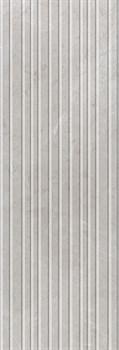 12095R Низида серый светлый структура обрезной 25х75х9 - фото 17943