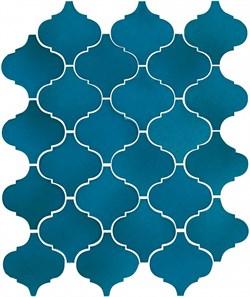65007 Арабески Майолика синий 26х30 - фото 31829