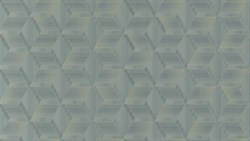 KM5105 Обои виниловые Геометрия синий-золото, мотив 1,06х10 ((1, Т В) - фото 36205