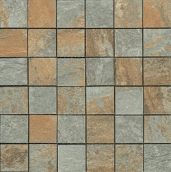 SG173/001 Декор Сланец (мозаичный) 30х30 - фото 4276