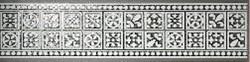 B1864/TU3600 Риволи 42x9,7 - фото 4530
