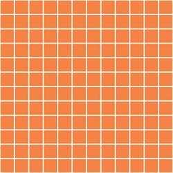 20065N Темари оранжевый матовый 29,8х29,8 - фото 4720