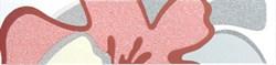 A7147/2/11000 Зимний сад красный 30x7,2 - фото 4928