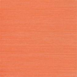 3377 Флора оранжевый 30,2х30,2 - фото 5390