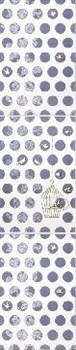 B18/2/1/2/8149 Шарм панно сиреневый 20x90 из 3 частей 20х30 - фото 5774