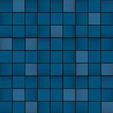 Плитка IBERO Mosaico Charme Aqua B-55, 31,6x31,6 - фото 6093