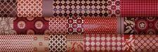 Декор Ibero Dec.Patchwork coral S-87, 25x50 - фото 6101