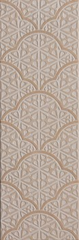Alhambra Décor Cream 25x75 - фото 6907