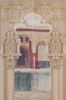 Mural Alhambra Multi A 50x75 - фото 6913