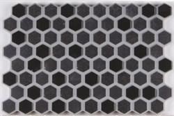Плитка Argenta Hexa Titanio 20x30 - фото 7606