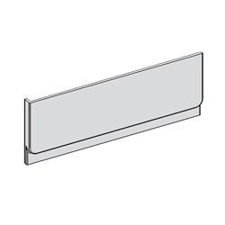 Передняя панель CHROME 170 белая - фото 7716