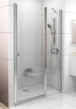 Дверь душевая Ravak CSD2-100  белый+стекло Transparent - фото 8078