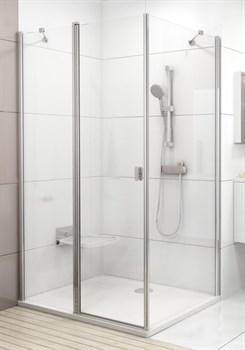 стенки душевые  CPS-90 белый Transparent - фото 8106