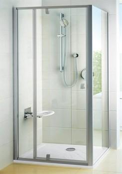 стенки душевые  PPS-100 белый + Транспарент - фото 8197