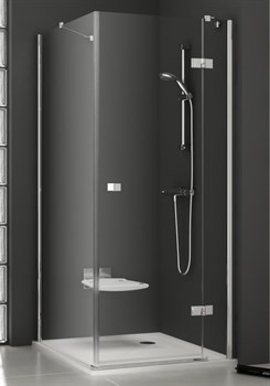 Дверь душевая Ravak SMPS-90 L хром + Транспарент - фото 8323