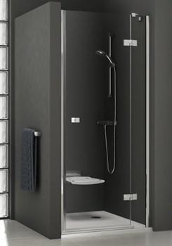Дверь душевая Ravak SMSD2-110 A-R хром + Транспарент - фото 8330