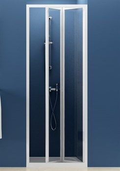 Дверь душевая Ravak SDZ2-70 белая+Пеарл - фото 8388