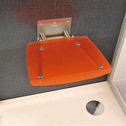 Унивеpсальное сиденье для душа OVO-B-ORANGE - фото 8602