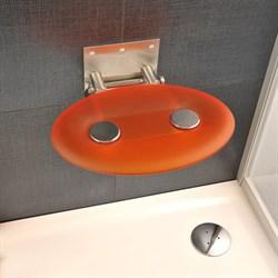 Унивеpсальное сиденье для душа OVO-P ORANGE - фото 8604