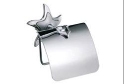 Держатель для туалетной бумаги Estrella хром - фото 9305