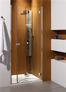 Radaway Душевые двери Carena DWB/R типа Bi-fold арт. 34502-01-08NR коричневое