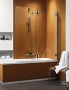 Radaway Шторки для ванны Carena PND/R арт. 202201-108R коричневое