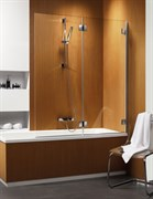 Radaway Шторки для ванны Carena PNJ/L арт. 202101-108L коричневое
