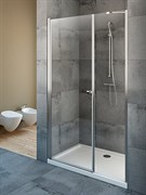 Radaway Одностворчатые распашные душевые двери EOS DWS 140L арт. 37993-01-01NL
