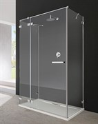 Radaway Прямоугольные однодверные душевые кабины Euphoria KDJ+S Door 100/L арт. 383022-01L