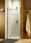Radaway Душевые двери распашные Torrenta DWJ 100/L арт. 31920-01-05N графит