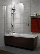 Radaway Шторки для ванны Torrenta PND/L арт. 201203-105NL графит