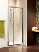 Radaway Раздвижные душевые двери Treviso DW 100 арт.32323-01-08N коричневое