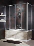 Radaway Шторки на ванну Vesta DW арт.203170-06 фабрик